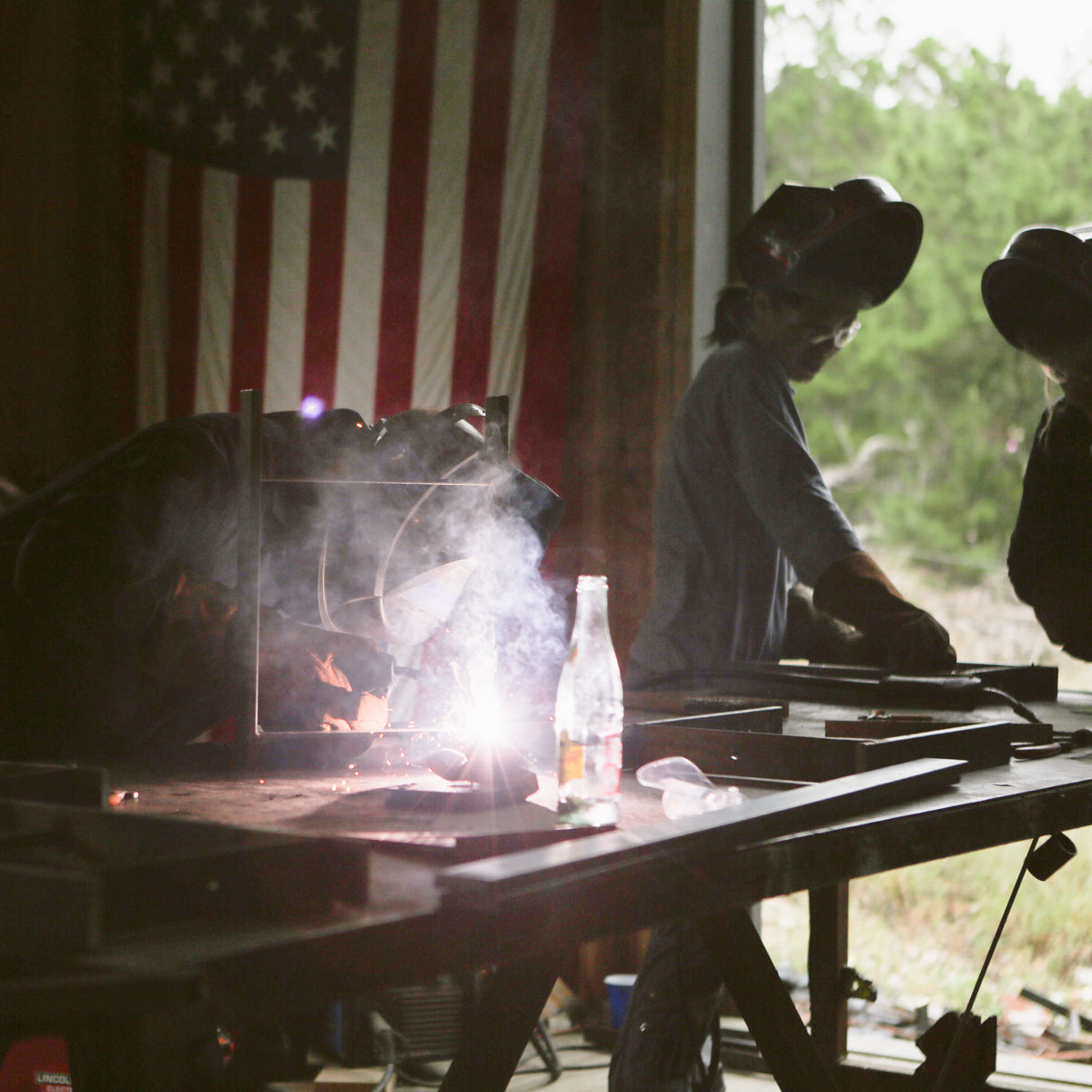 March 23 Welding Day Camp | Bench