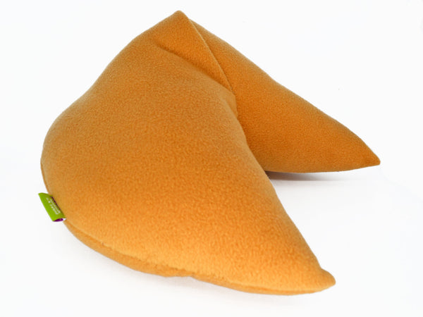 Fortune cookie plush toy / pillow cute sweets kawaii cushion dessert sweet
