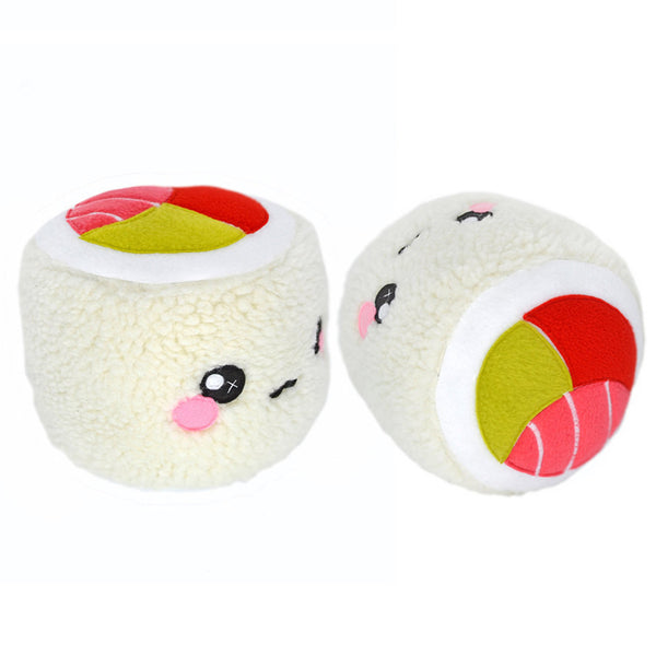 Sushi Roll - California - plushie pillow cushion