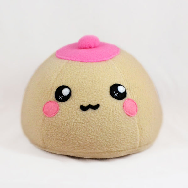 Breast plush toy / pillow / comfort cushion / kawaii handmade soft boob