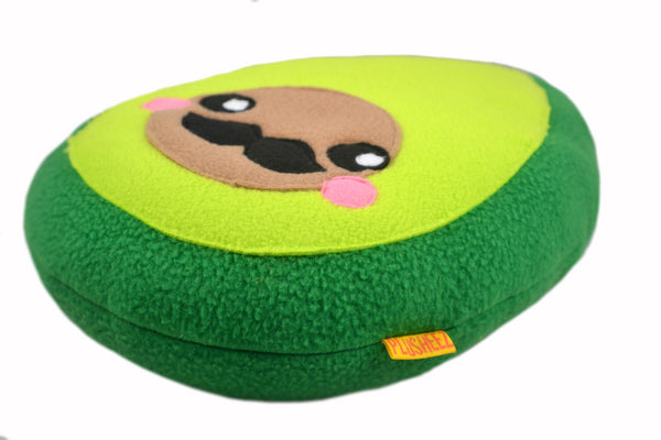 Señor Avocado plush toy / pillow