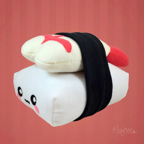Nigiri Sushi pillow / plush toy / decor pillow / cushion