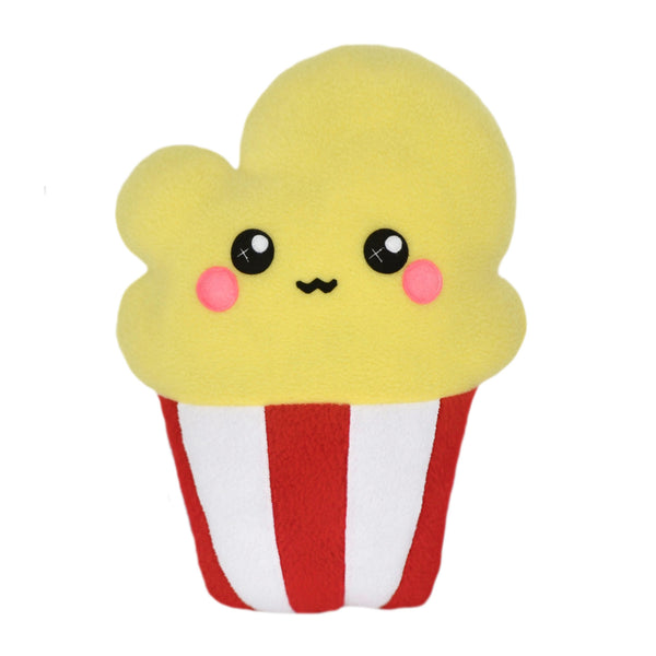 Popcorn kawaii plushie - novelty pillow - home decor