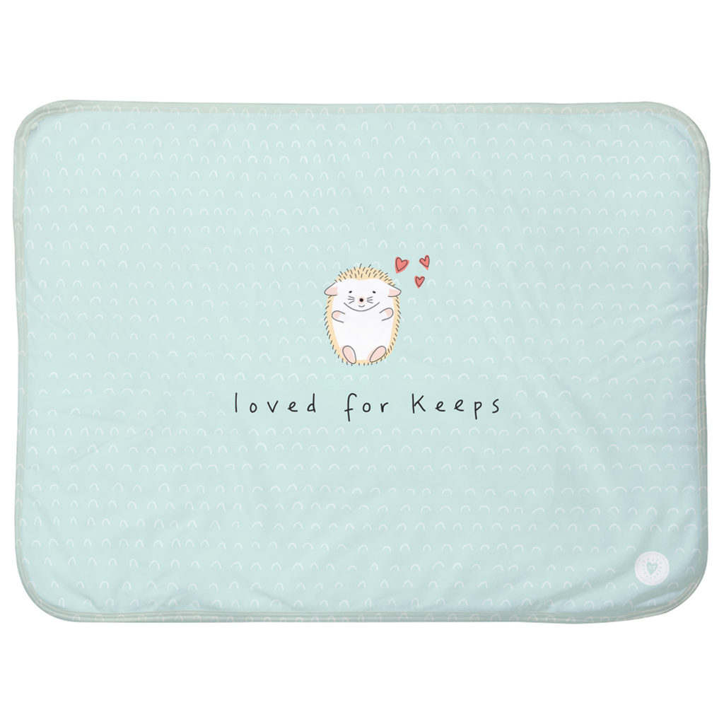 Loved for Keeps Blanket