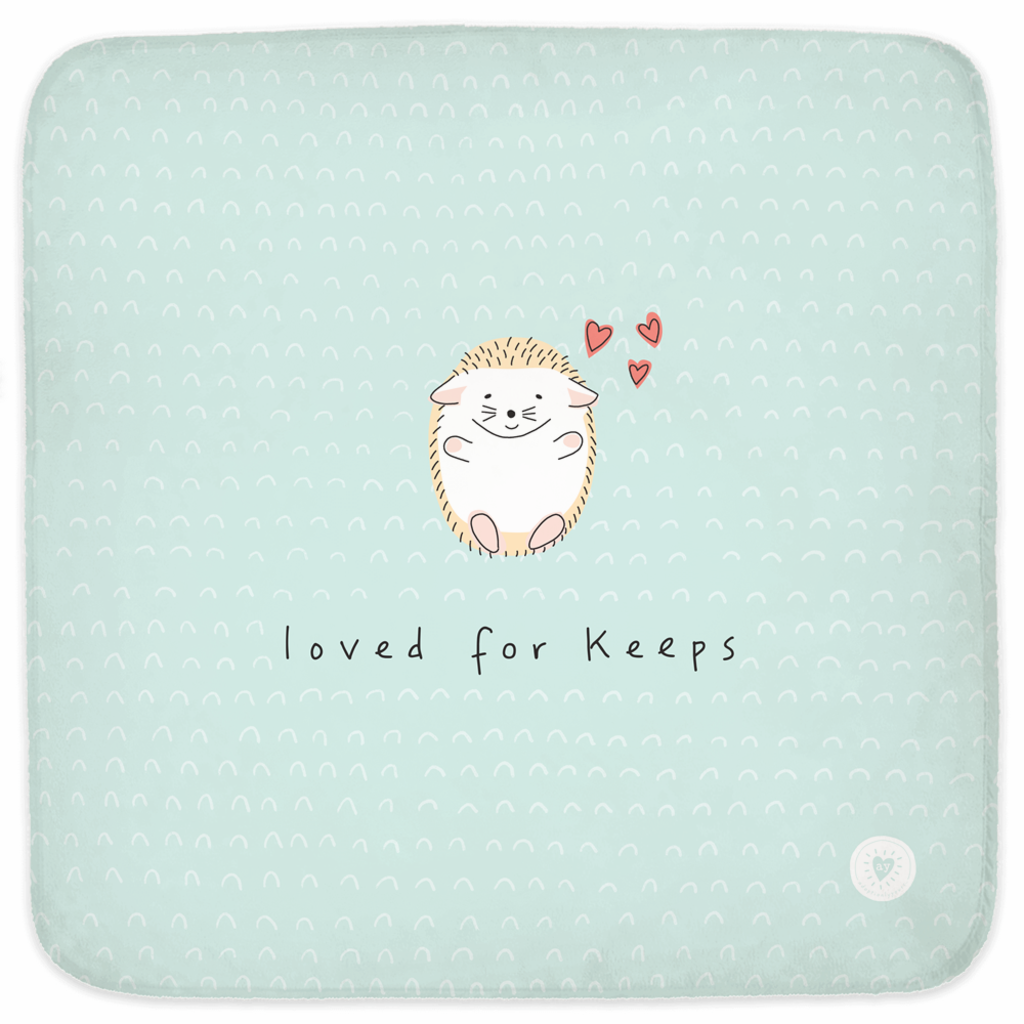 Loved For Keeps Hooded Towel