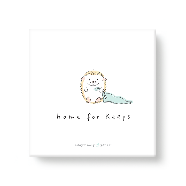 Home for Keeps Adoption Canvas