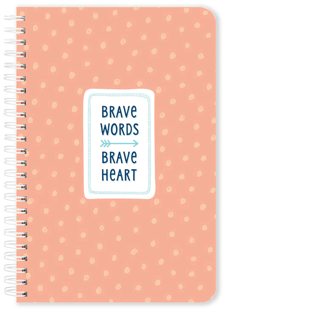 Brave Journal (Spiral) (in BVM set; not sold separately)