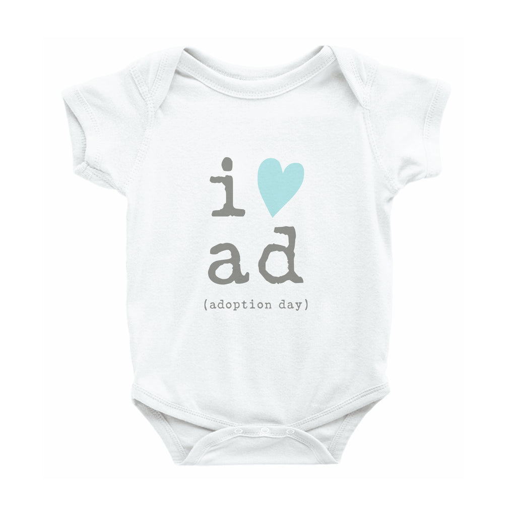 Adoption Day Onesie