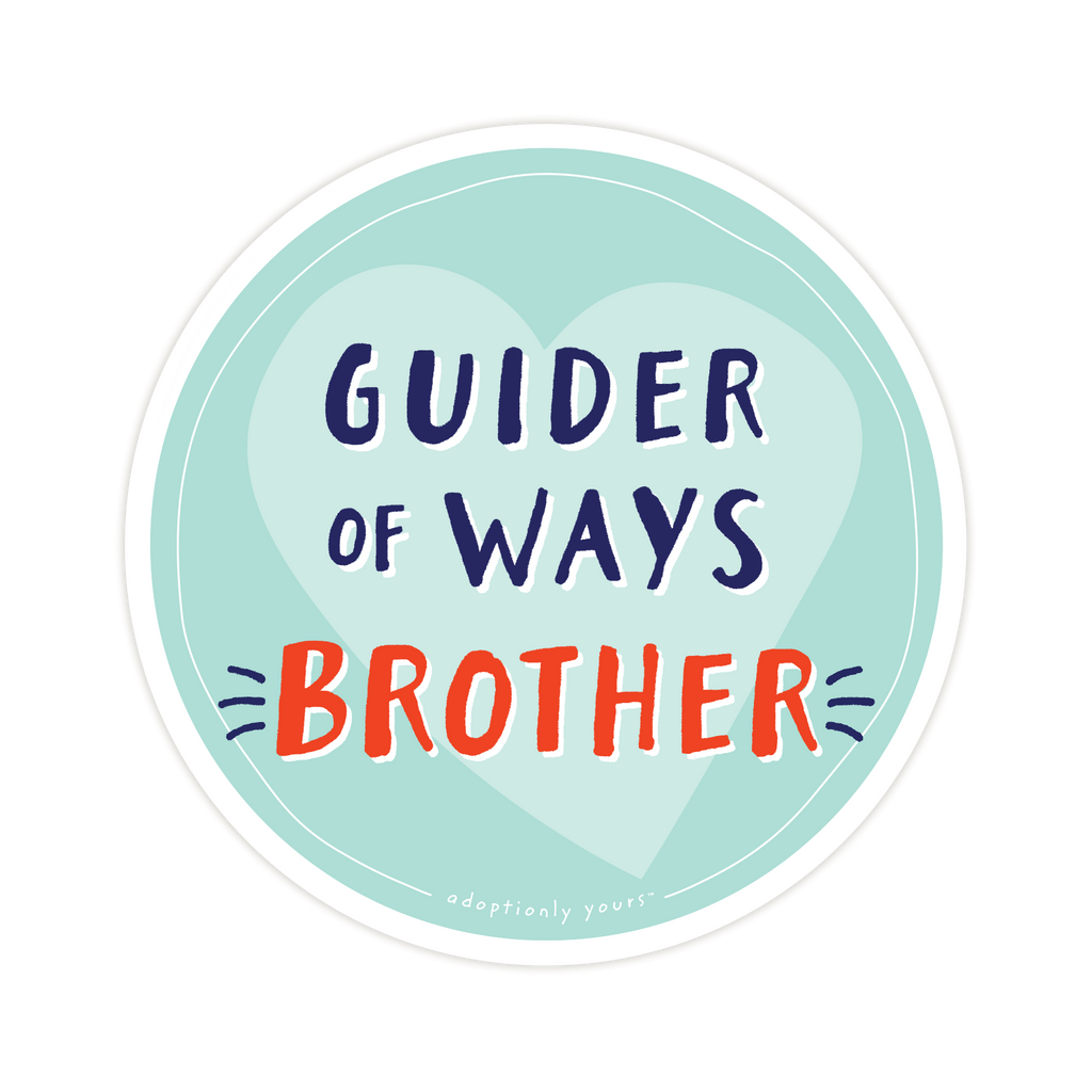 Brother Sticker