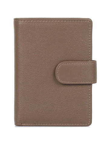 Women's RFID Leather Wallet Medium - karlahanson.com
