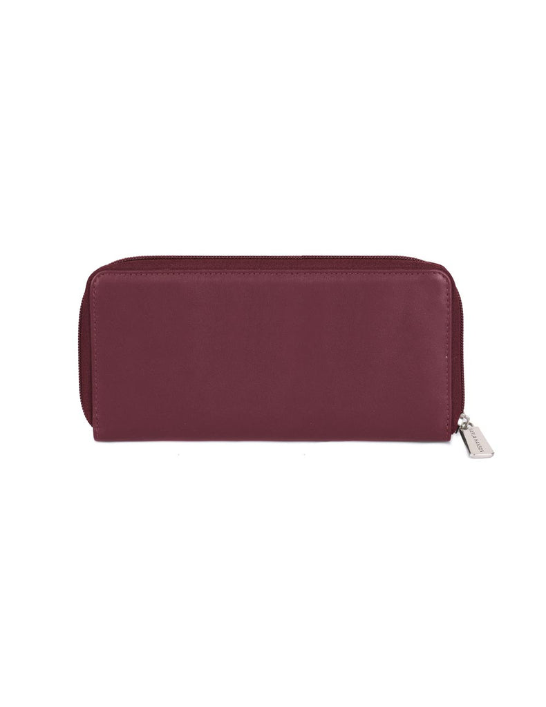 Women's RFID Leather Continental Wallet - karlahanson.com