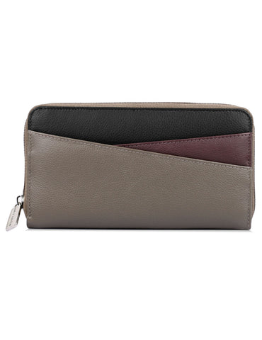 Wanda RFID Blocking Leather Wallet