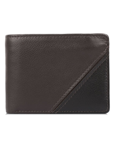 Martin RFID Leather Bifold Wallet with Card Holder Insert