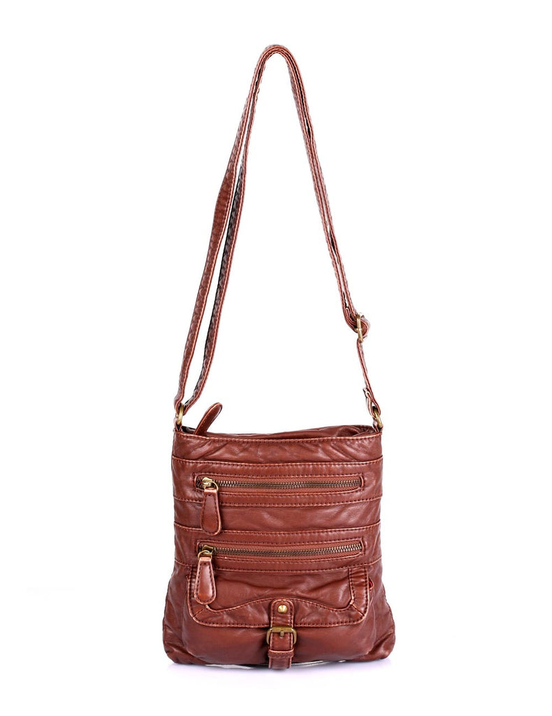 Charlotte Pre-Washed Women's Crossbody Bag III More Colors - karlahanson.com