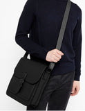 Men's Professional & Travel Messenger Bag Black - karlahanson.com