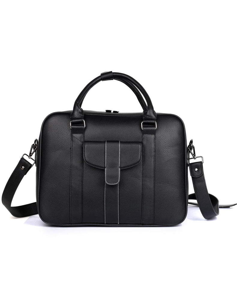 Men's Professional & Travel Briefcase Black - karlahanson.com