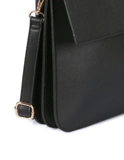 f9fc3aba7c ... Isabella Women s Accordion Crossbody Bag Black - karlahanson. ...