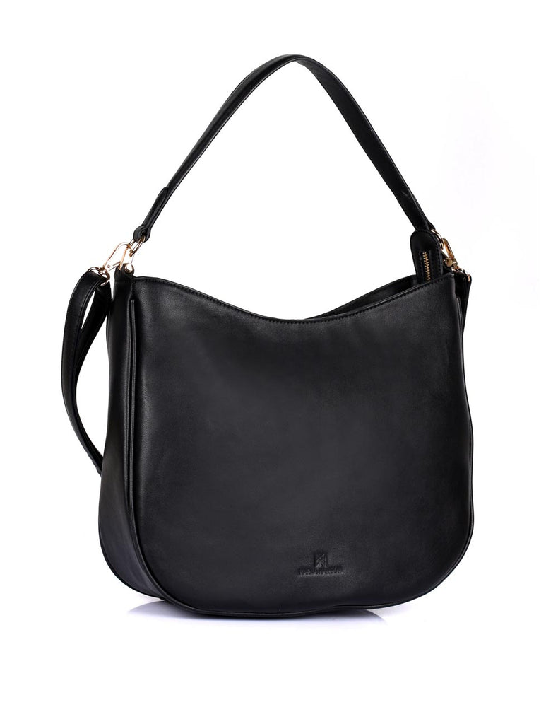 Isabella Women's Hobo Bag Black - karlahanson.com