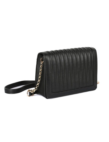 Claire Women's Crossbody Bag Black - karlahanson.com