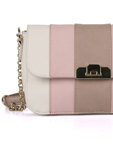 Claire Women's Crossbody Bag Blush - karlahanson.com
