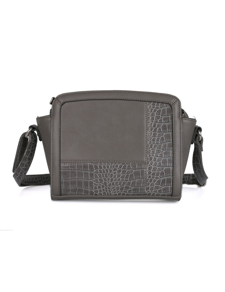Elsie Women's Crossbody Bag Grey - karlahanson.com