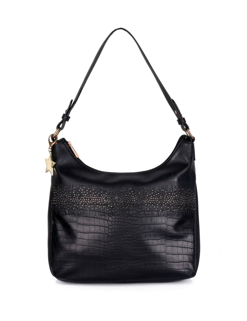 Phoebe Women's Hobo Bag Black - karlahanson.com