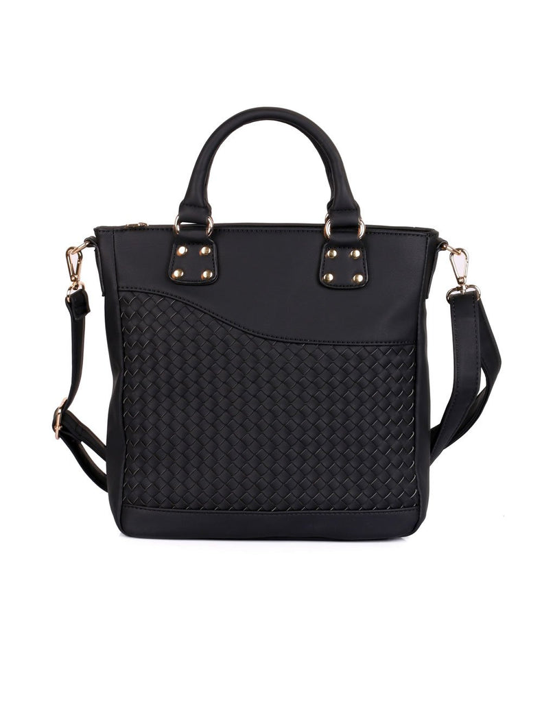 Matilda Women's Crossbody Bag Black - karlahanson.com