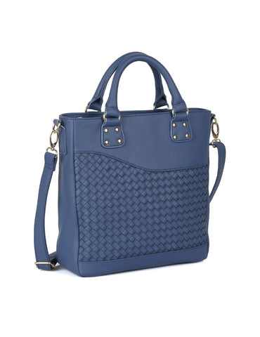 Matilda Women's Crossbody Bag Blue - karlahanson.com