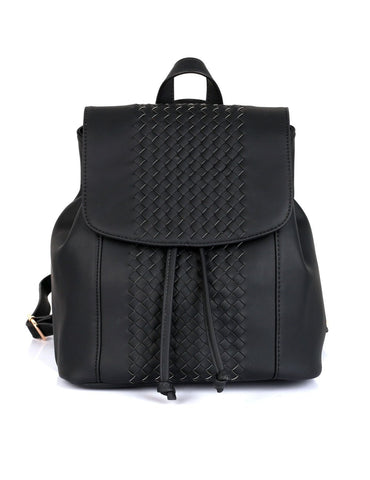 Matilda Women's Convertible Backpack & Crossbody Bag Black - karlahanson.com