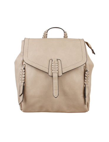 Catherine Women's Backpacks with Braid - karlahanson.com