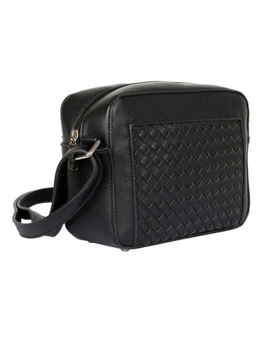 Tanya RFID Blocking Women's Crossbody Camera Bag Black - karlahanson.com