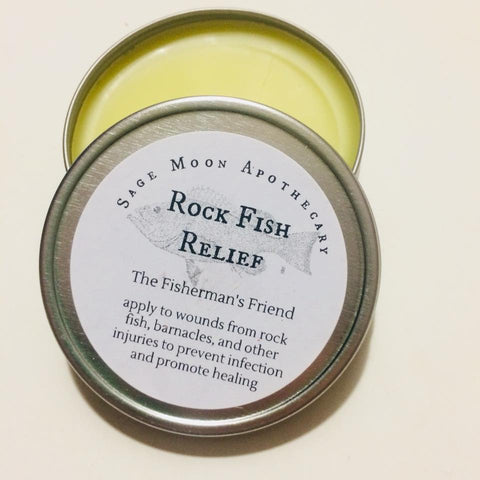 Rock Fish Relief Balm