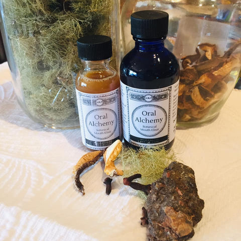 Oral Alchemy, Botanical Mouth Elixir