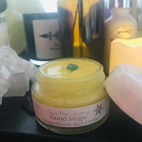Good Magic, magnificent skin creme'