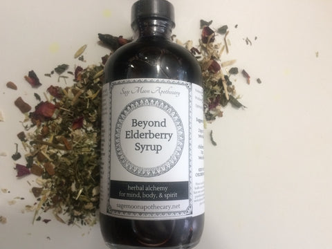 Beyond Elderberry Syrup
