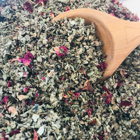 Botanical Smoking Tea - Calm Breath Blend