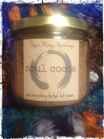 Soul Cocoa , Mexican Blend