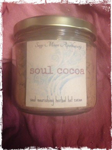 Soul Cocoa ,  Peppermint Kissed Blend