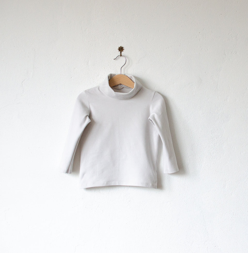 Roll neck shirt