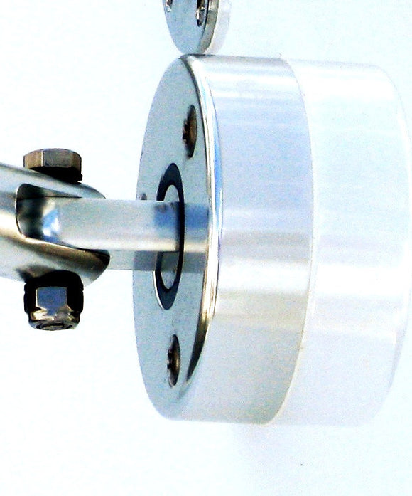 Hydraulic Cylinder Mount - Swivel Base