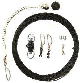 Center Rigging Kit with Black Mono