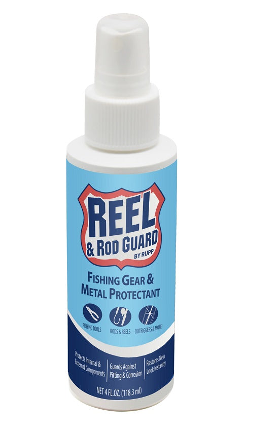 Reel & Rod Guard - 4oz spray