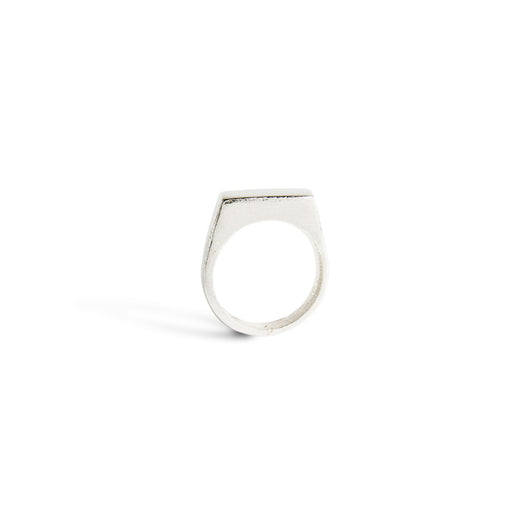 Rough Signet Ring