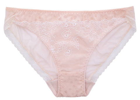 Sweet Pea Silk Rose Pink Bikini