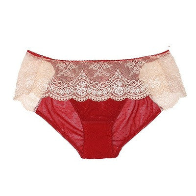 Floret love Red Bikini