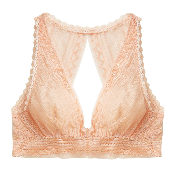 Bohemian Cactus Sand Pink Bralette
