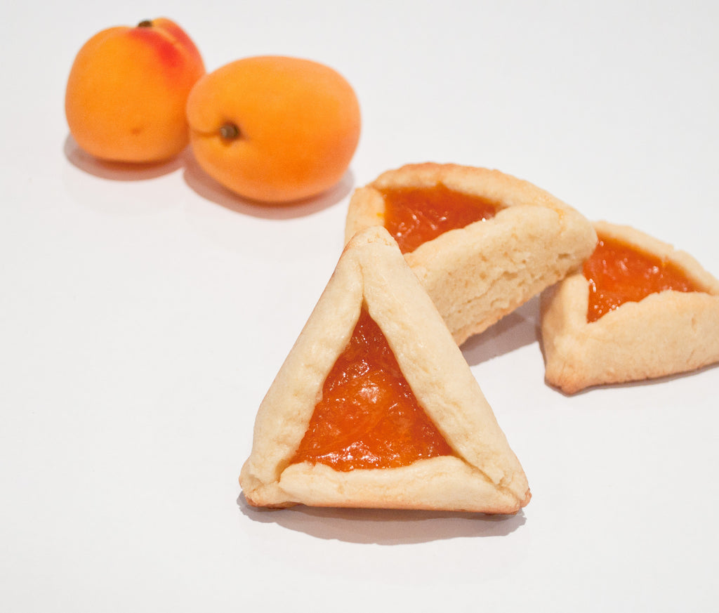 Apricot Hamantaschen - Classic Homeys