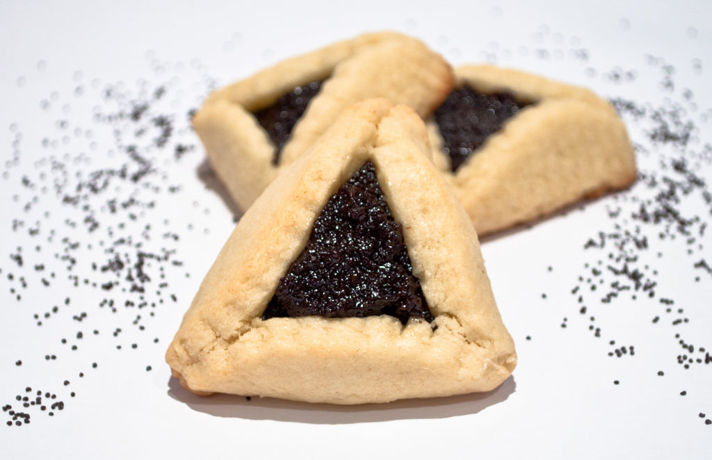 Poppyseed - My Homeys (My Homies) Gourmet Hamantaschen