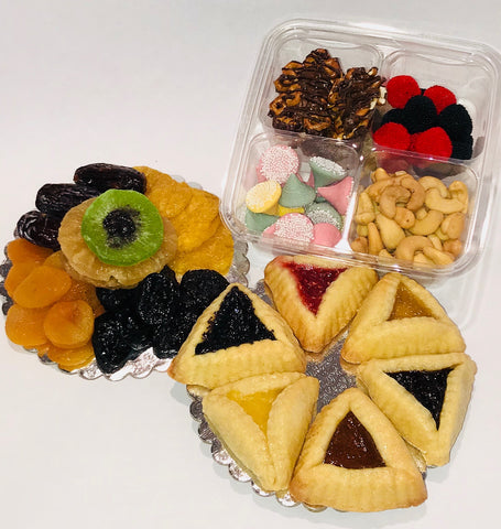 Gift Basket - My Homeys (My Homies) Gourmet Hamantaschen