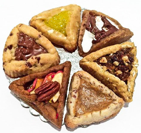Specialty Hamantaschen Variety Pack